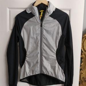 Jackets & Blazers - Lole Athletic Zipup Windbreaker Light Jacket